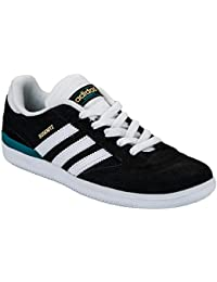 Adidas Busenitz J Kids Core Black/Run White/Equipment Green