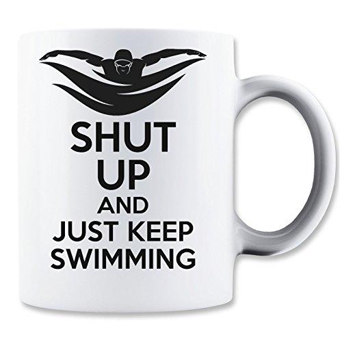 shut-up-and-just-keep-swimming-mug