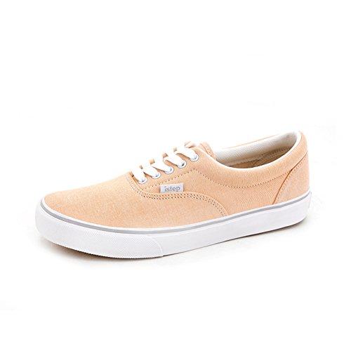 Basso taglio tela scarpe in autunno/ Asakuchi scarpe di moda per il tempo libero/La proposta di Aria respirabile.-E Lunghezza piede=24.8CM(9.8Inch)