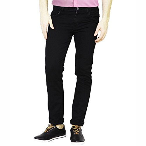 FunTree Men's Regular Stretchable Jeans