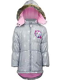 Abrigo de frozen para nina
