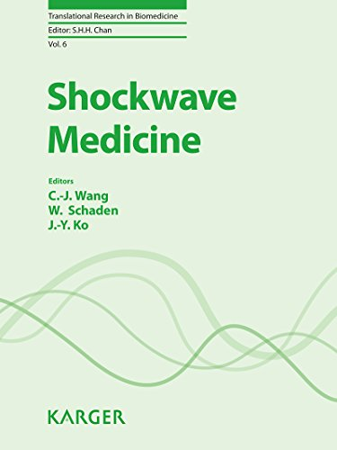 Shockwave Medicine (Translational Research in Biomedicine Book 6) (English Edition)