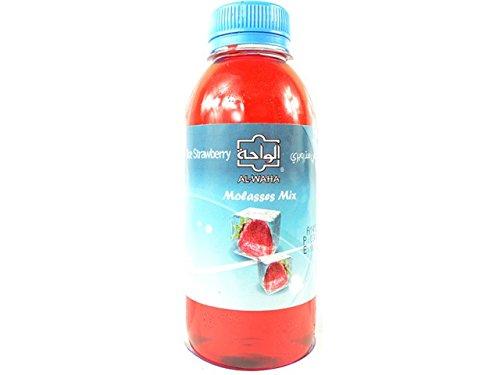 Al Waha Molasse - Ice Erdbeere 250ml