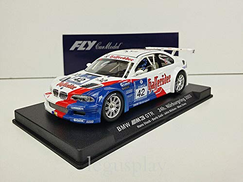 FLy Slot Car Scalextric 88084 Compatible BMW 3 GTR
