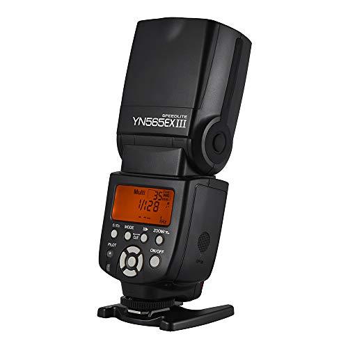 Yongnuo YN-565EX II Flash TTL Speedlite per Canon 650D, 600D, 550D, 1000D, 1100D, 5DII, 5DIII, 1DIV