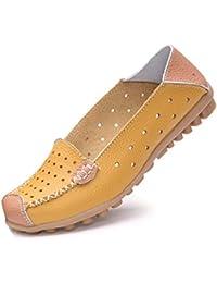 it Giallo Amazon Scarpe Velcro borse e da donna Pantofole Scarpe qTUPUxd