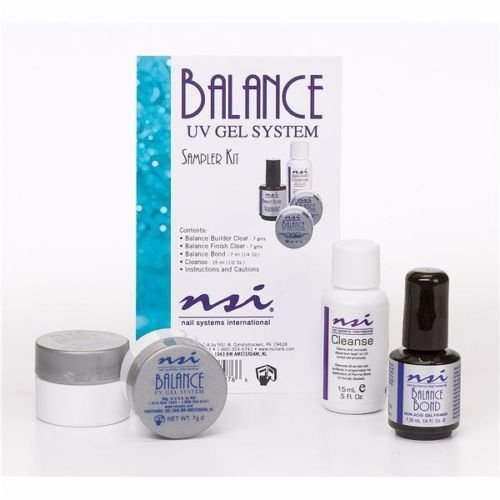 NSI Balance UV Gel Sample Kit - NSI7976