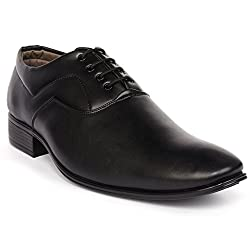 Action Shoes Black Formal Shoes