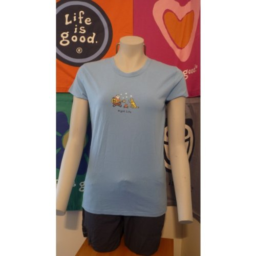 life-is-good-womens-sugar-short-sleeve-blue-jeans-l