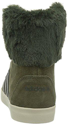 Adidas Sneaker Neo Sehozer Taupe braun Damen grün Hi IIr7w
