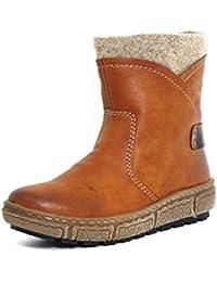 RiekerZ7980 - botas de caño bajo Mujer