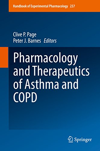 Pharmacology And Therapeutics Of Asthma And Copd (handbook Of Experimental Pharmacology 237) por Clive P. Page