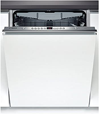 Bosch SMV58M20EU lavavajilla - Lavavajillas (Totalmente integrado, LED, Frío/Caliente, 44 Db, A, 175 min)