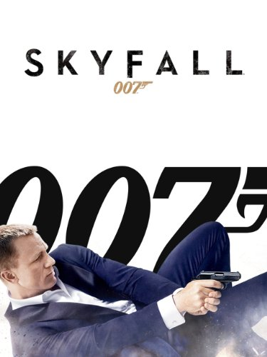 James Bond 007 - Skyfall (Skyfall) Cover