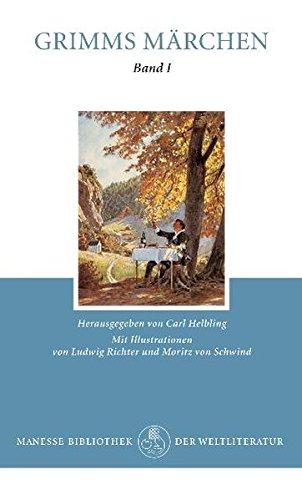 Grimms Kinder- und Hausmärchen, Band 1