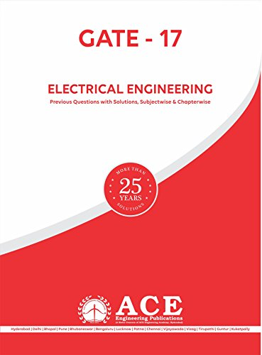 GATE17 Electrical Engineering Previous Questions & Solutions (GATE 17)