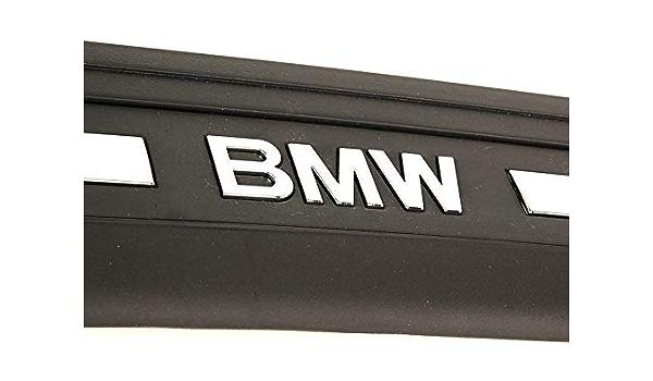 Original Bmw 51478178120 Einstiegsleiste Vorne Rechts Schwarz Auto