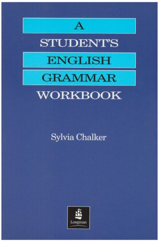 Students English Grammar Workbook (Grammar Reference)