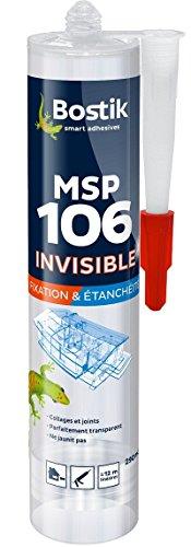 Masilla adhesiva y de sellado transparente MS106