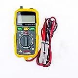 Multimètre numérique avec ampèremètre avec diode et Test de continuité, écran...
