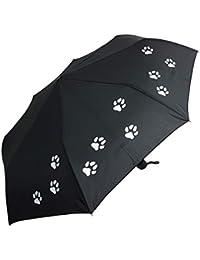 Paraguas Juvenil Huellas