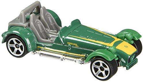 MAtchbox - MBX Adventure City 9/120 - Caterham Superlight R500 (green) by Mattel