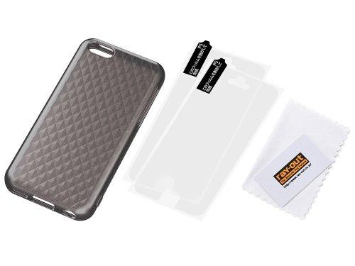 Sparkling TPU souple pour iPhone 5C (Noir)