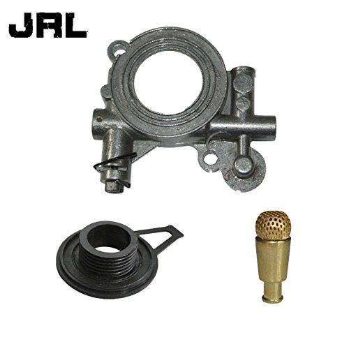 JRL Öl Pumpe & Worm Gear & Öl Filter Passform Husqvarna 362365371372XP 385390Modelle ölpumpe Für Husqvarna 365