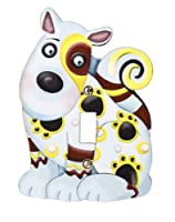 Dog Switch Plate Cover - Animal Light Switch Cover