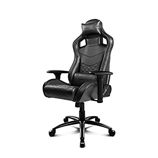 Drift DR450 – DR450BK – Silla Gaming, Color Negro