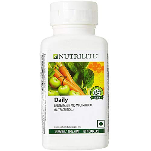 Amway Nutrilite Daily Multivitamin And Multimineral (120 PCS)