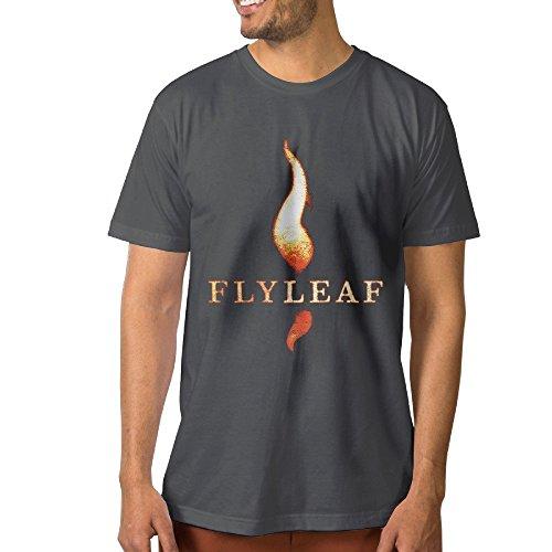 GYB hogar Flyleaf Logo algodón camisetas para hombres