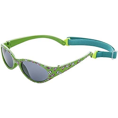 19d547f03f Kiddus Gafas de sol Kids confort para niños y niñas entre 2
