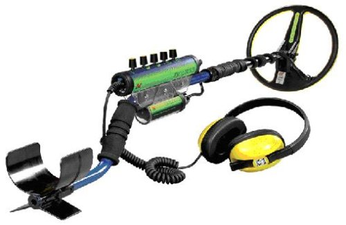 MINELAB Excalibur II (dos) 1000bajo el agua detector de metal