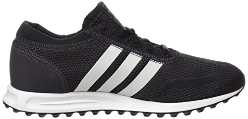adidas  Los Angeles,  Herren Laufschuhe Schwarz (Utility Black F16/Ftwr White/Core Black)