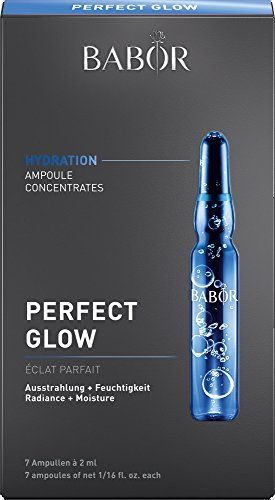 BABOR AMPOULE CONCENTRATES Perfect Glow Gesichtspflege , 1er Pack (7 x 2 ml)