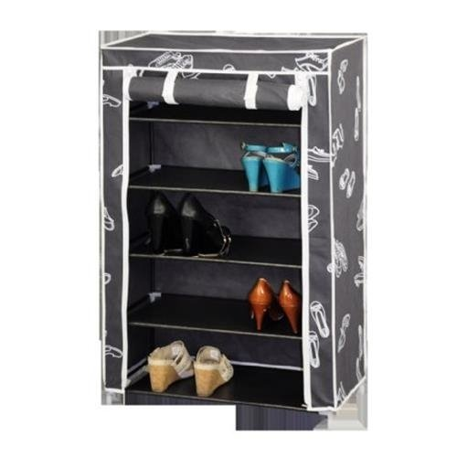 kit-closet-4090042005-shoe-rack-wardrobe-5-shelves-in-fabric-material