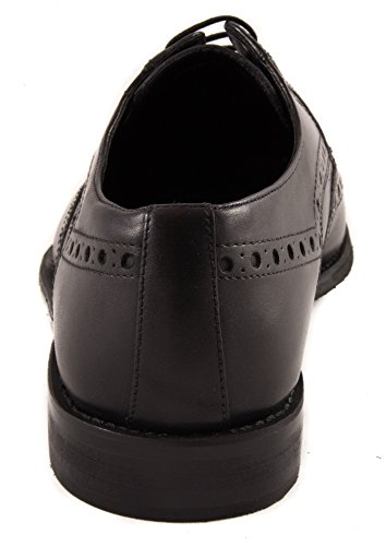 Lorenzo 201B Blake Derby Herren Gordon Business Full Machart Schuhe Black Brogue Rapid in amp; Schn眉rhalbschuhe Bros qtxER
