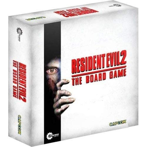 Steamforged Games SFRE2001 Resident Evil 2: Das Brettspiel, Mehrfarbig