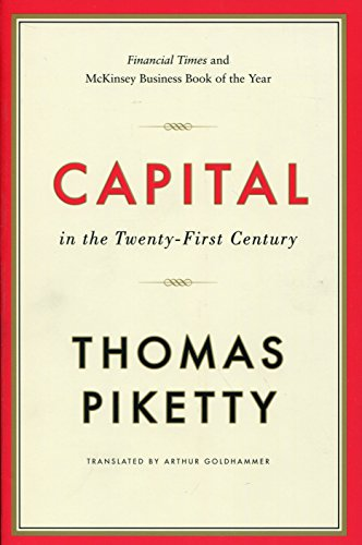 Capital in the Twenty-First Century por Thomas Piketty