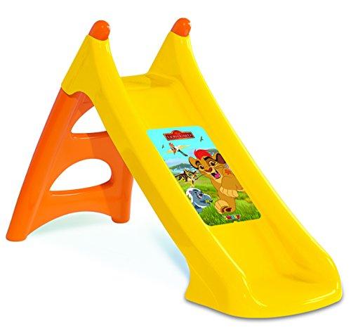 Smoby 7600820611 - Scivolo Water Fun Disney Lion Guard, XS