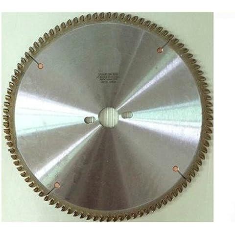 GOWE 35,56 cm 60 dientes TCT hoja de sierra circular para madera | 350 mm rueda de carburo