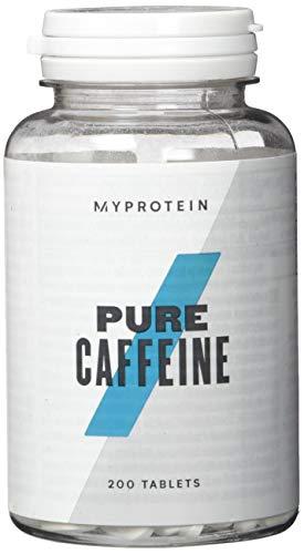 Myprotein Caffeine Pro 200 mg-  200 Tabletten, 1er Pack (1 x 40 g)
