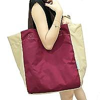 Moyad Large Shopping Bags Reusable Grocery Bag Foldable Travel Tote Bag