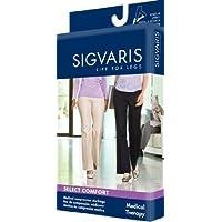 860 Select Comfort Series 20-30 mmHg Women's Closed Toe Thigh High Sock Size: S4, Color: Suntan 36 by Sigvaris preisvergleich bei billige-tabletten.eu