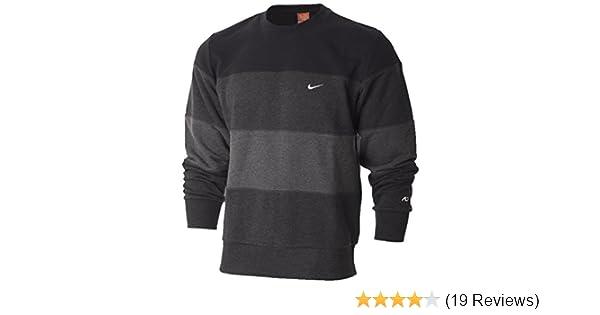 Nike Athletic Dept Triband Crewneck Sweatshirt Pullover Crew Neck Pulli 388d4b070d