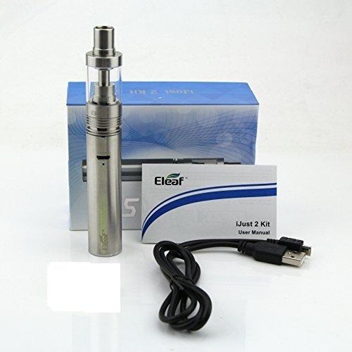Eleaf iJust 2 Elektronische Zigarette ohne Tabak und Nikotin 5,5ml 2600mAh