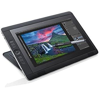 """Wacom DTH-W1310L Cintiq Companion2 Tablet Professionale Creativo, Display 13"""", Processore Intel Core i5, 128 GB, Nero"""