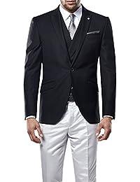 7bf504ef5390 Suit Me Herren 3 Teilig Bisiness Smoking Hochzeiten Party Anzug Suits  Tuxedos Sakkos Weste Hose