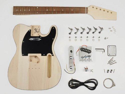 Telecaster built your own hardware guitar builder kit new KIT-TE-10